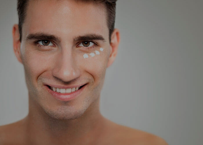 Male Facial waxing