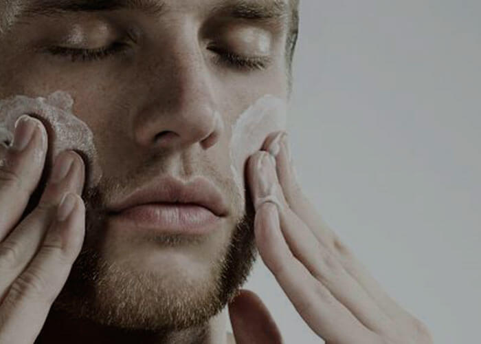 Men's Deep Cleansing/Anti-ageing Facial